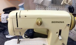Bernina 700 repair at Bambers Manchester