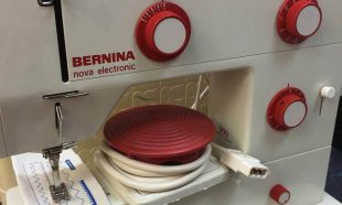 Bernina Nova Repair at Bambers Manchester