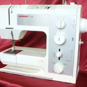 Bernina 1008S Sewing Machine at Bambers in Manchester